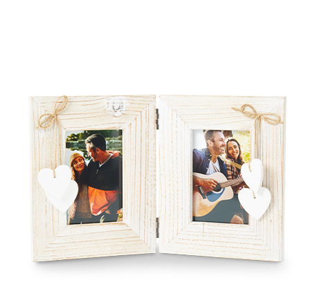 4x6 Hanging Hearts Frame (2)