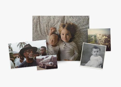 Photos & Prints