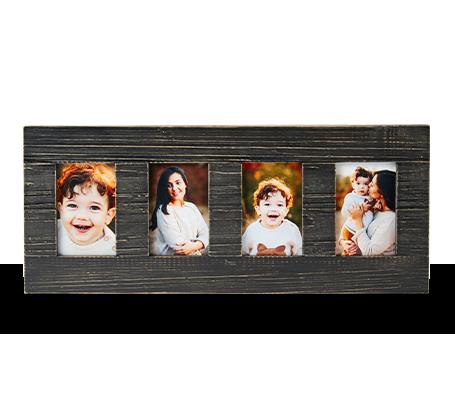 4x6 Black Rustic Frame (4)