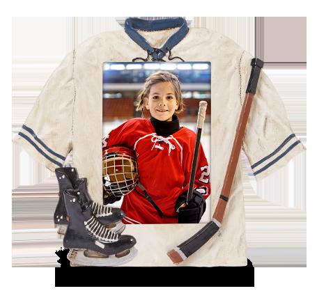 Hockey Frame