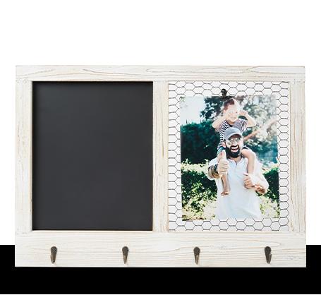 8x10 Chalkboard Hooks