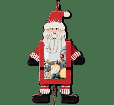 Décoration Père Noël avec tirette