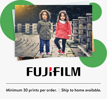 Fujifilm Spark Prints