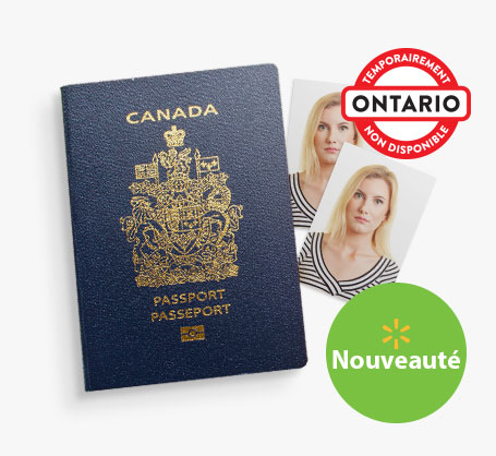 Photos de passeport canadien