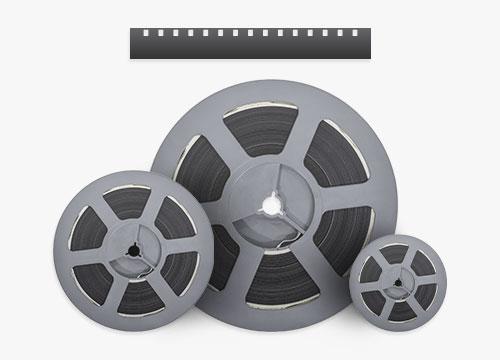 8 mm film
