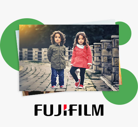 Impressions Étincelle Fujifilm