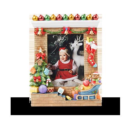 5x7 LED 3D Christmas Frame