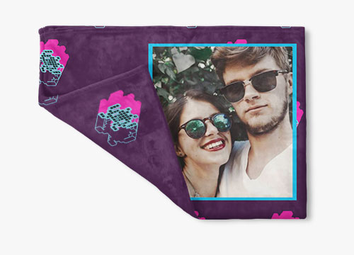 emoji Ultra Plush Blankets