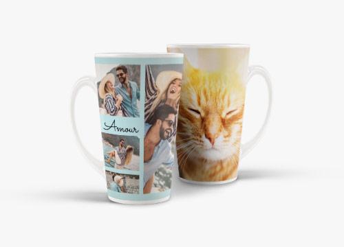 Tasses à café au lait
