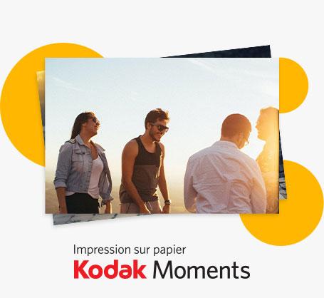 Impressions Étincelle Kodak