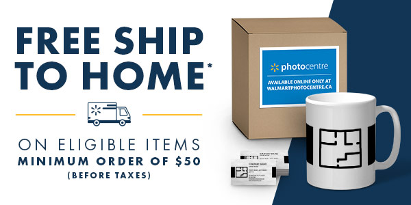 on eligible items, minimum order of $50 (before taxes)