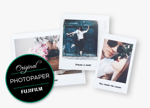 Fujifilm Retro Prints