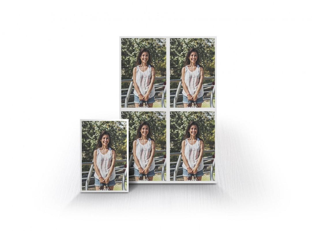 Walmart Photo Centre | Wallet Prints