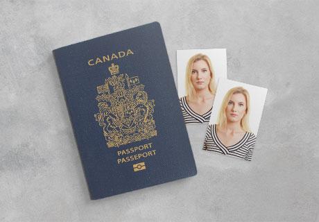 Photos de passeport
