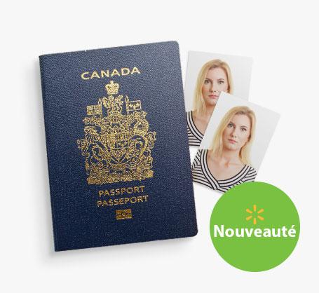 Photos de passeport canadien