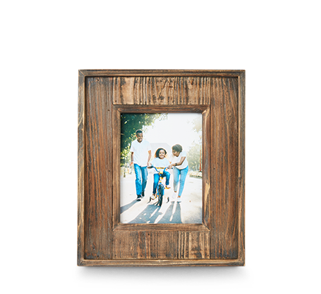 6x8 Wood Panel Frame