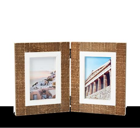 4x6 Brown Rustic Frame (2)